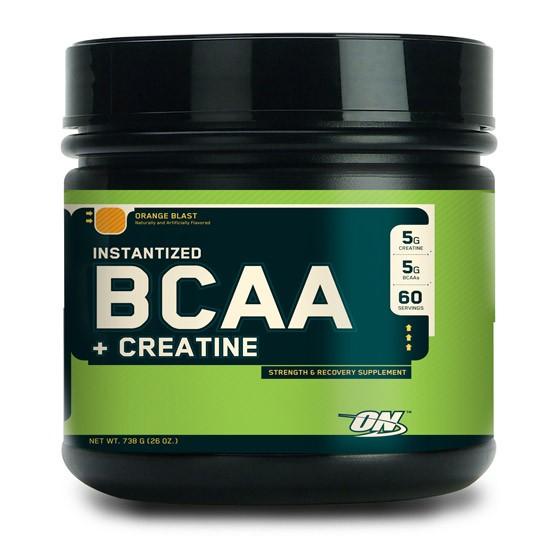 BCAA добавка к пище