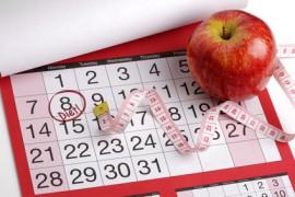 Календарь диеты