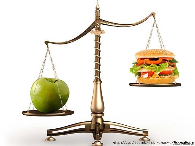 Здоровое питание и соблюдение водного баланса