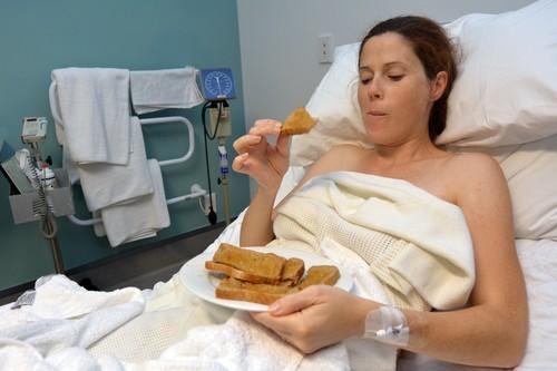 Как беременной женщине похудеть