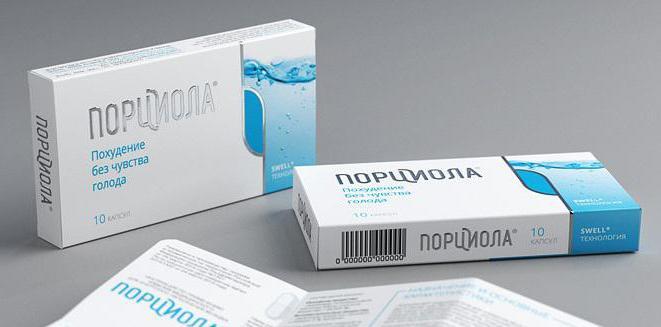 Порциола - современная добавка для снижения веса