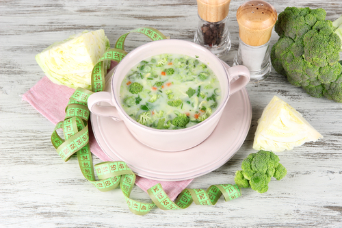 Суповая диета проста и эффективна!