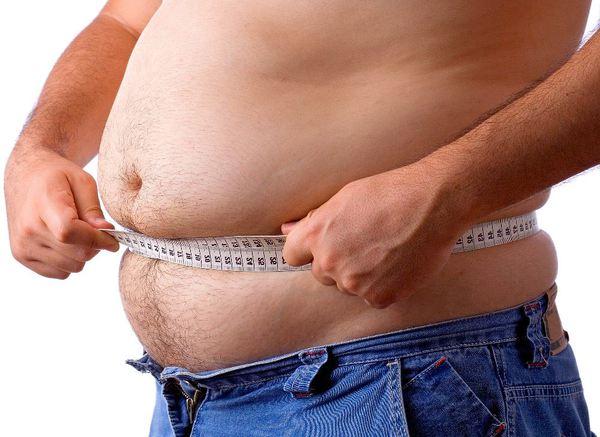 Почему в 40 лет мужчины начинают толстеть