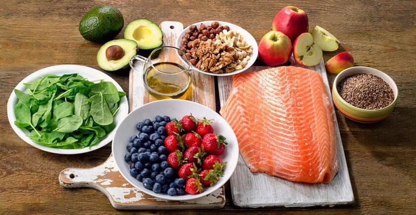 Продукты с пониженным холестерином